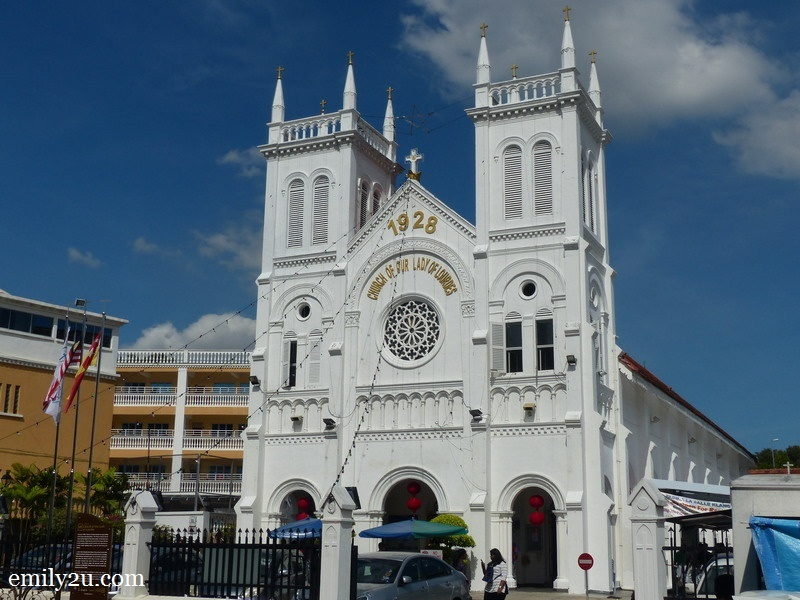 7. Church of Our Lady of Lourdes