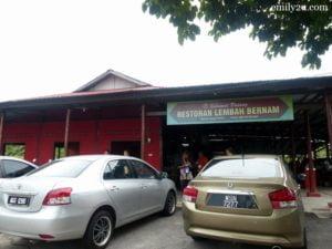 8 Restoran Lembah Bernam