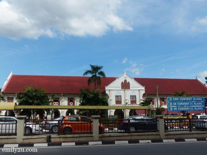 8. Klang Convent School