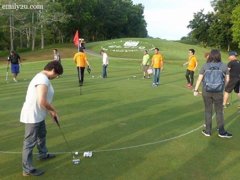 8. golf challenge