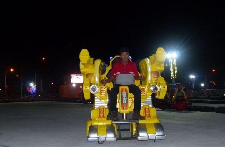 ST Theme Park, Lumut