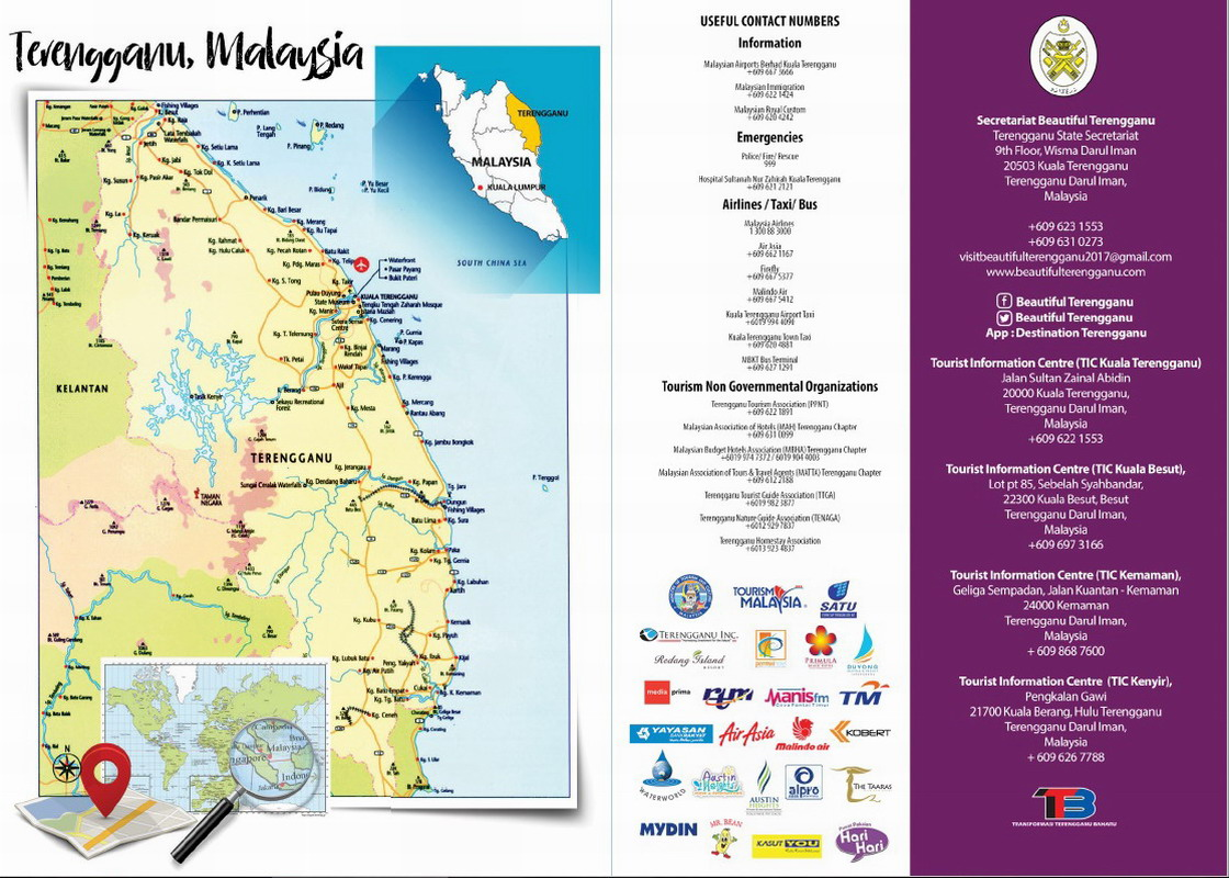 Terengganu information