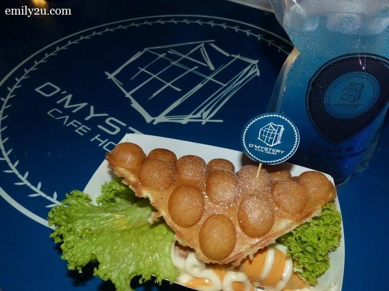 13. D'Mystery Café House: Doggy Egglet