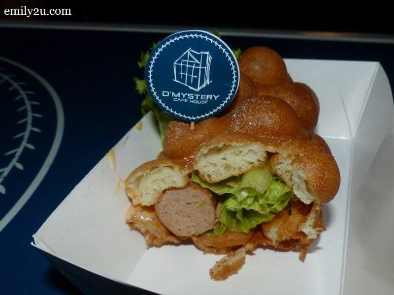 14. D'Mystery Café House: inside the Doggy Egglet