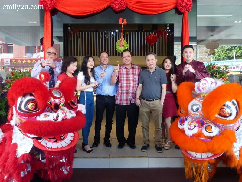 1. Directors of Hotel Excelsior, their family and staff wish one and all Gong Xi Fa Cai