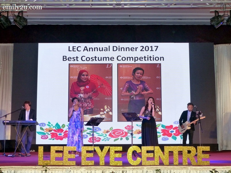 1. Lee Eye Centre Annual Dinner 2017