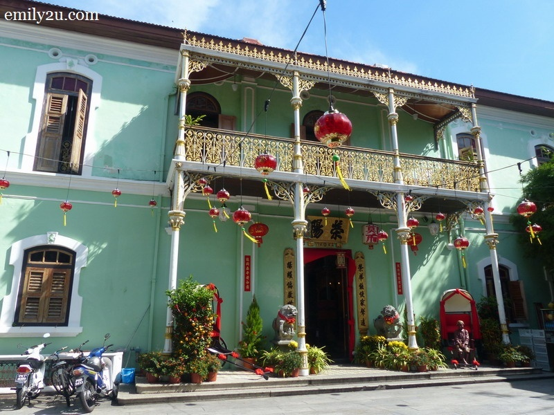 1. Pinang Peranakan Mansion