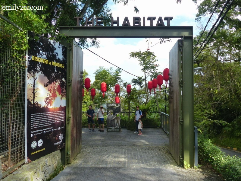 1. The Habitat Penang Hill