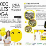 Announcement: 2017 10,000 Smiles Yoga (Ipoh)