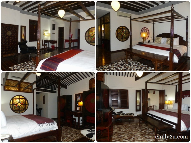 12. Transfer Suite - the top two and bottom two photos are from different bedrooms