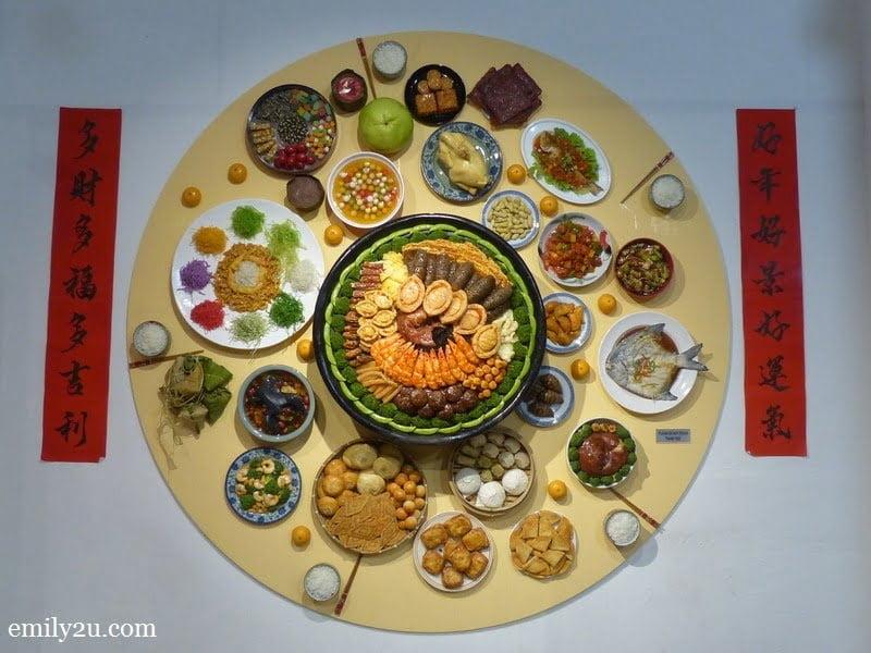 13. yusheng (prosperity toss)