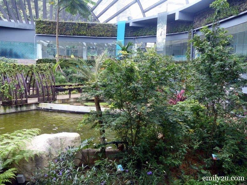 14. enchanting garden