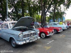 2 Perak Classic Car Club New Year Pot Luck