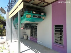 2 Upside Down House Penang