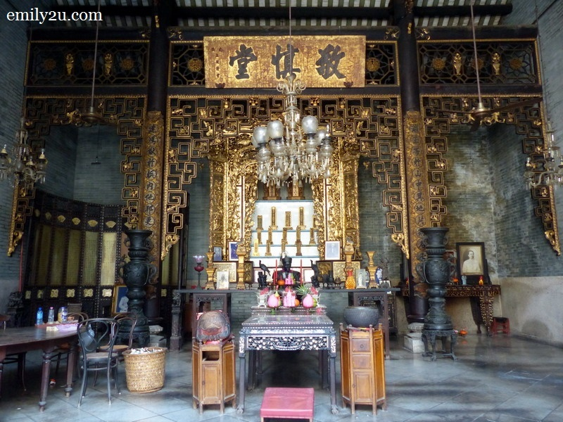 20. The Chung Keng Kwee Ancestral Temple