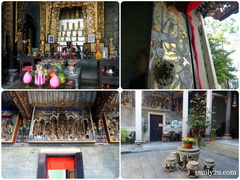 21. The Chung Keng Kwee Ancestral Temple