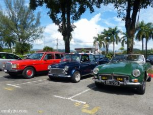 3 Perak Classic Car Club New Year Pot Luck