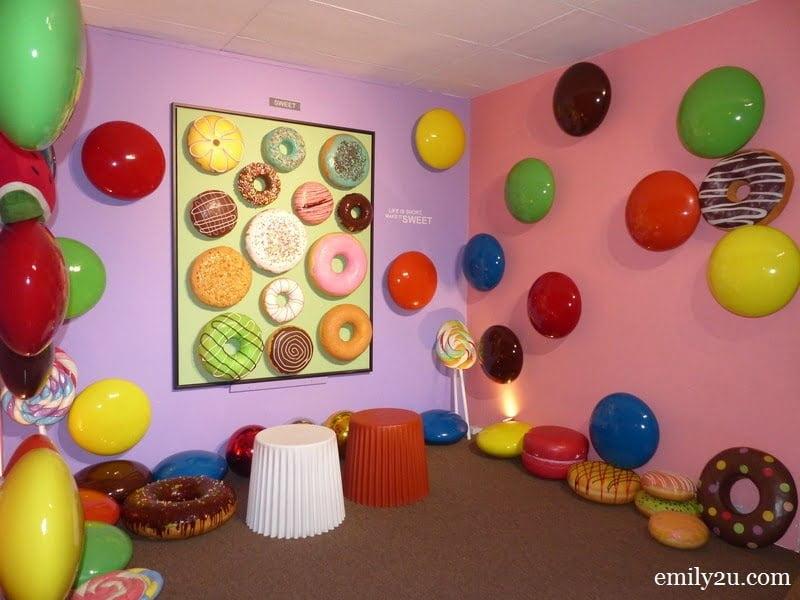 32. candy corner