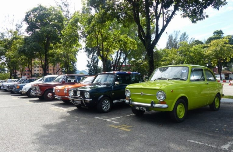 Perak Classic Car Club (PCCC) New Year Potluck Party 2017