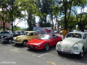 5 Perak Classic Car Club New Year Pot Luck