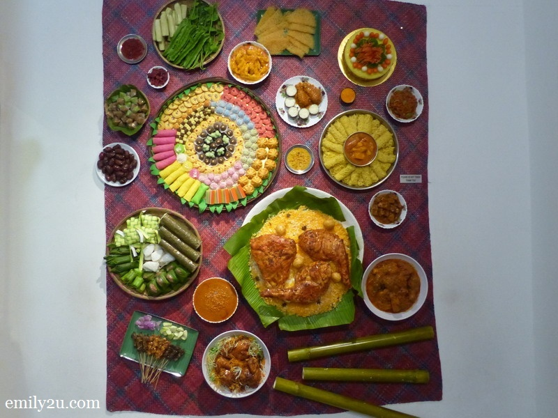 9. Malay flavours