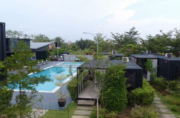 The Kabin Container Boutique Resort