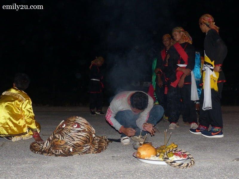 11. the kuda kepang ritual