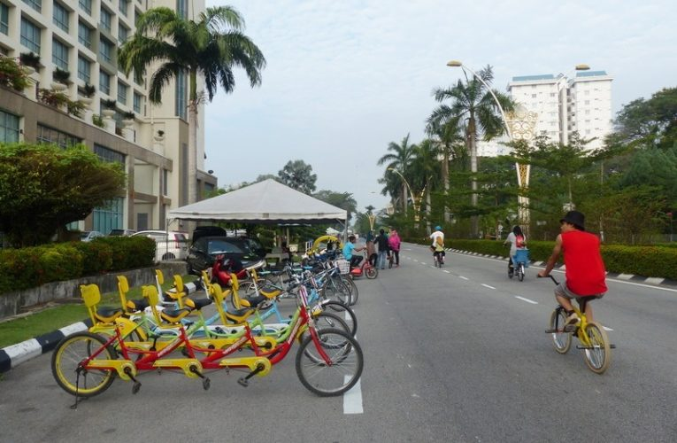 Ipoh Car-Free Day: Double Celebration