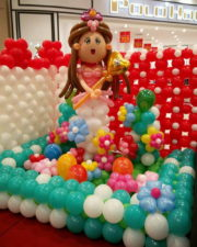 4 balloon sculpture