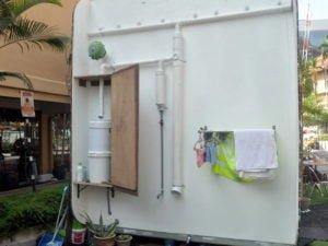 6 Rainwater harvesting mechanism