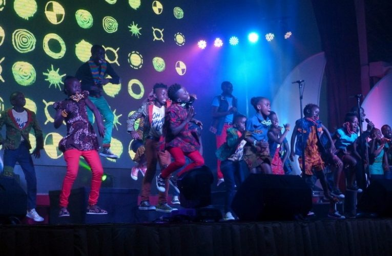 """Oh, What Love"" Watoto Children's Choir"