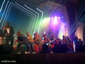 9 Watoto Choir