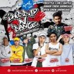 Announcement: Shuddup N' Dance 2017 (Ipoh Parade)