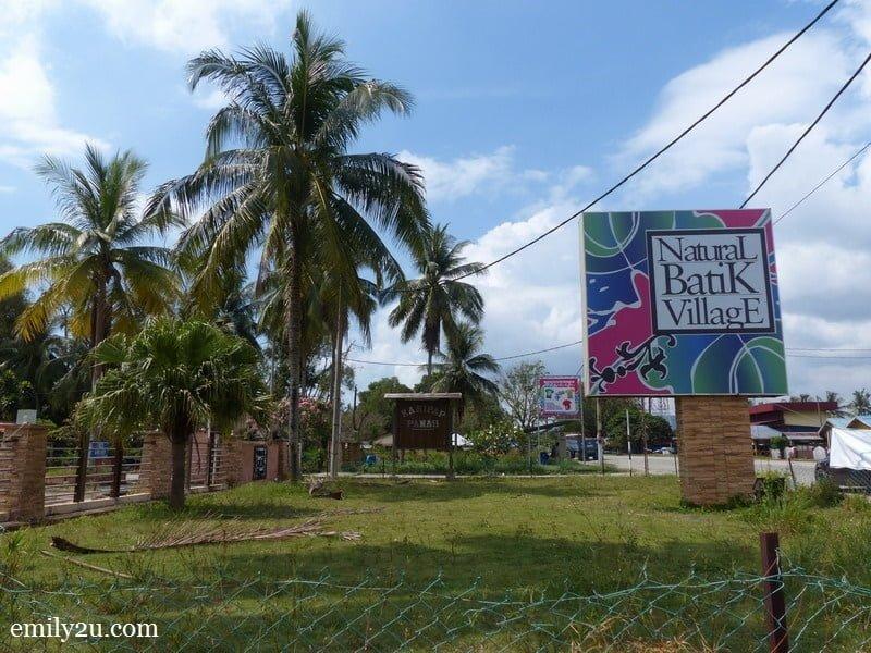 1. Natural Batik Village