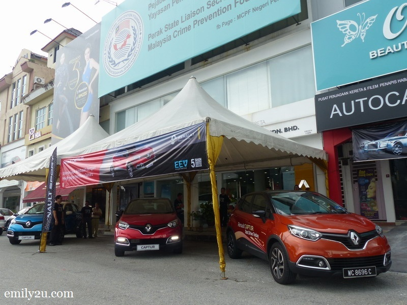 1. launch of Renault Captur & Koleos