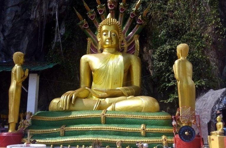 Announcement: Wesak Day Programme 2019 @ Wat Trum Jit Tavipassana