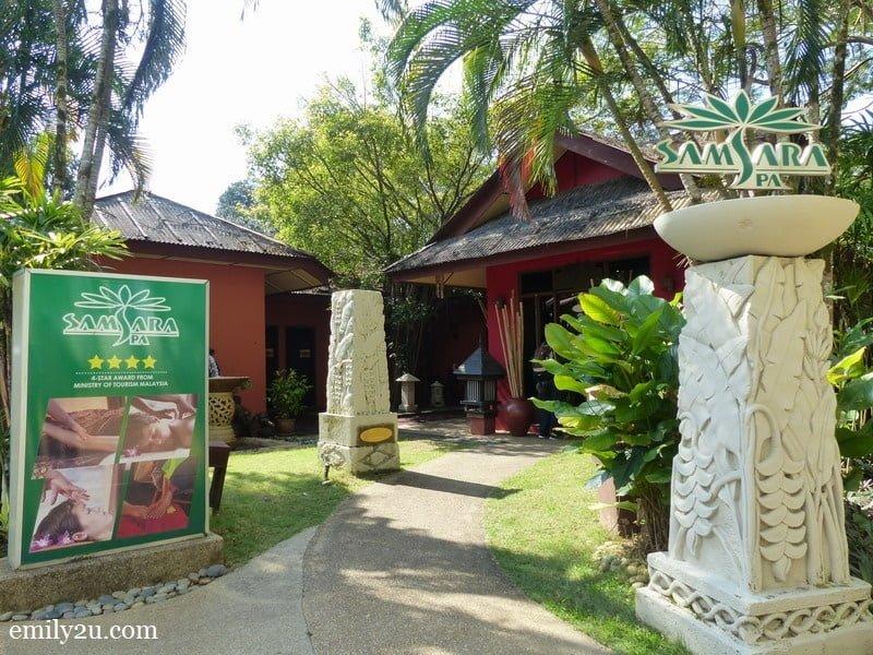 10. Samsara Spa