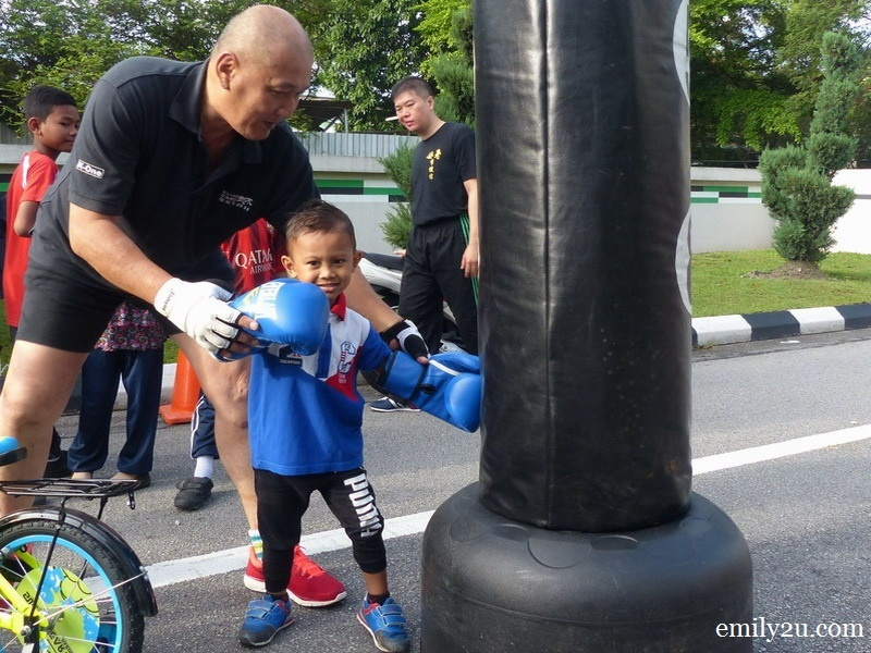 12. boxing training by Access Martial Arts Centre