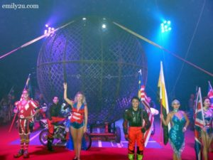 17 Great British Circus Malaysia
