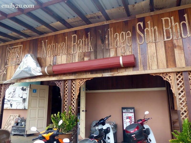 2. Natural Batik Village