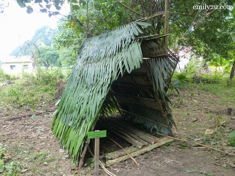 20. jungle hut