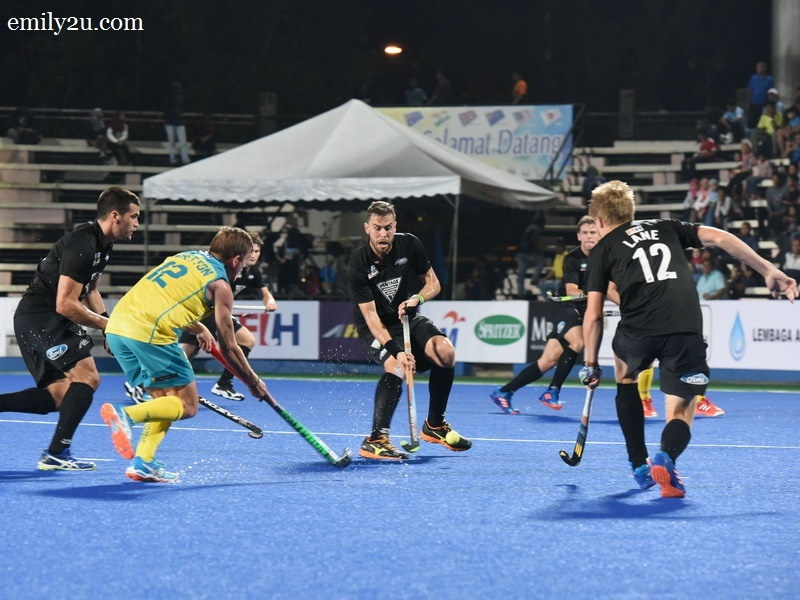 3. New Zealand Black Sticks