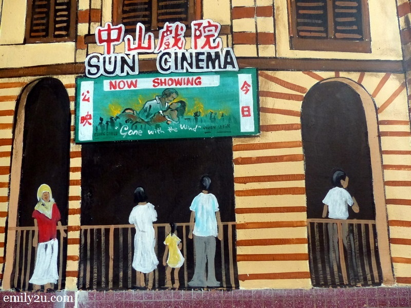 3. the cinema