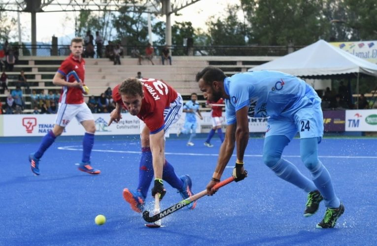 2017 Sultan Azlan Shah Cup: Day 1 Photo Gallery