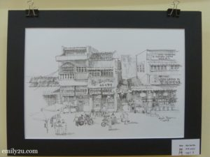 5 We Love Sketching Urban Sketchers Ipoh