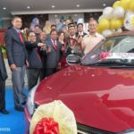 81-Year-Old Widower 'Drives' Home A Brand New Proton Saga 1.3MT