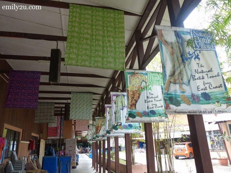 7. DIY batik workshop