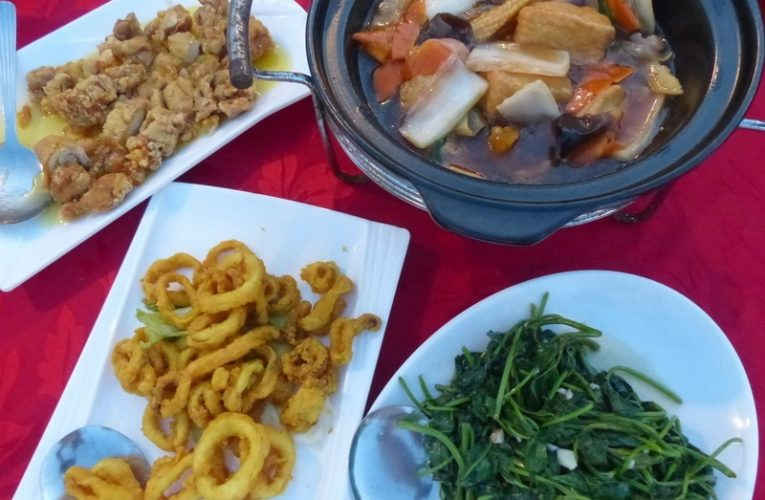 Pak Su Seafood Restaurant, Kuantan