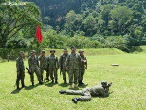 8 2nd Malaysian Infantry Brigade