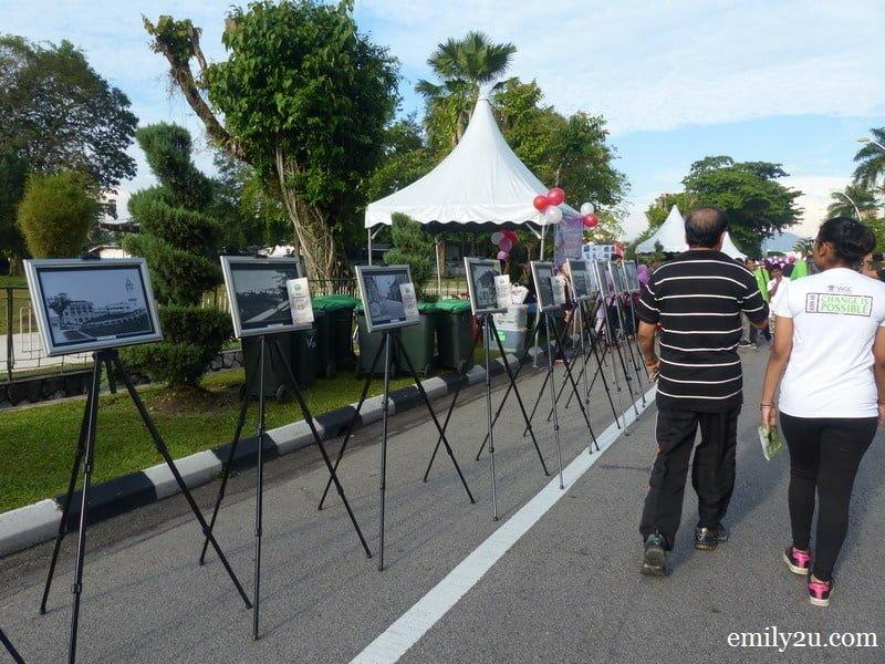 8. mini photography exhibition